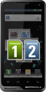 Motorola Atrix TV Dual SIM